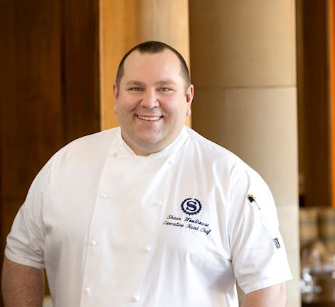 Shaun Woodhouse, Executive Chef at One Square Edinburgh