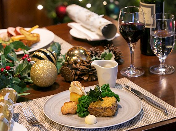Boxing Day Lunch & New Year's Day Lunch in Edinburgh