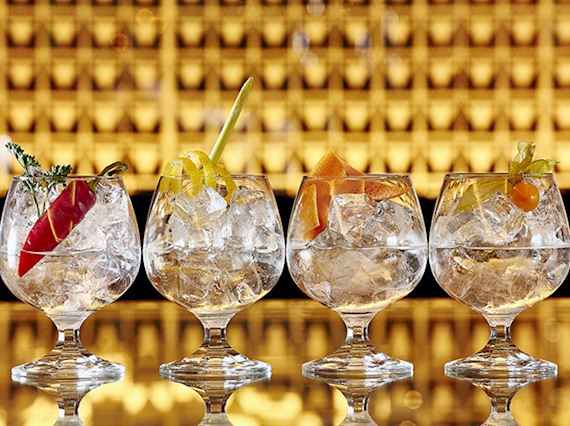 Festive Gin Tasting in Edinburgh