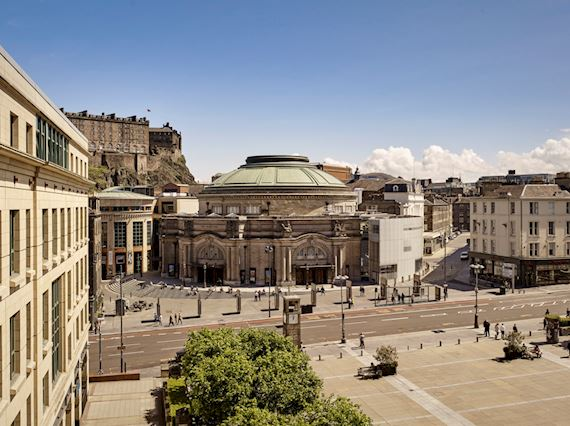 Dining Offers at One Square Edinburgh